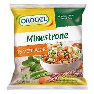orogel minestrone 15 verdure g450