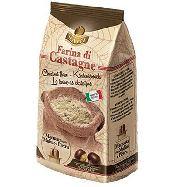 sagi farina castagne macinata  pietra g.500