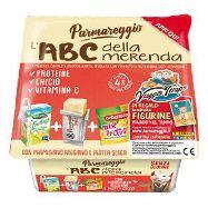 parmareggio abc con frutta secca gr.160