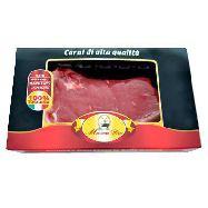 mattone due bistecca  vitellone razza chianina gr.350