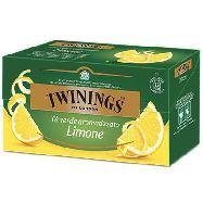 twinings te` verde al limone 25 filtri