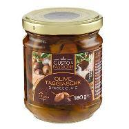 gusto & passione olive taggiasche  denocciolate gr.180