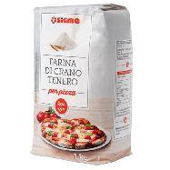 sigma farina tipo 0 di grano tenero per pizza kg.1