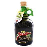 coppini olio extra vergine di oliva 100% italiano ml. 750