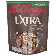 kelloggs cereali extra cioccolato e nocciole gr. 375