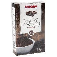 sigma cacao polvere amaro gr.75