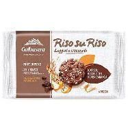 galbusera riso su riso cioccolato/arancia gr.220