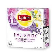 lipton tisana time to relax 20filtri gr.34