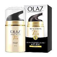 olaz crema total effect crema viso giorno antirughe ml.50