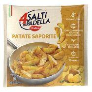 findus 4 salti in padella patate saporite gr.450