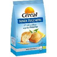 cereal mini cake senza zuccheri al limone  gr.196