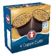 sigma gelato coppe caffe' x4 g280