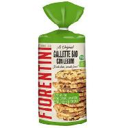 fiorentini gallette bio con legumi gr.120