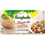 bonduelle il tuo tocco quinoa gr.60 x 2