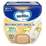 mellin merenda vaniglia 100x2