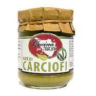 cucina toscana bruschetta di carciofi gr.180