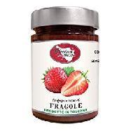 cucina toscana confettura extra fragola cacao gr. 320