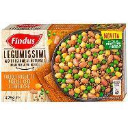 findus legumissimi mix di fagioli borlotti piselli ceci e lenticchie gr.425