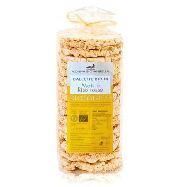 monna giovannella gallette bio di  mais e riso rosso gr. 100