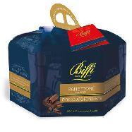 biffi panettone cioccolato fondente astuccio kg.1