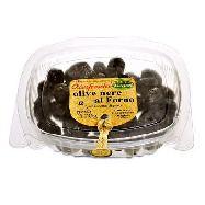 ficacci olive nere essiccate  al forno gr. 170