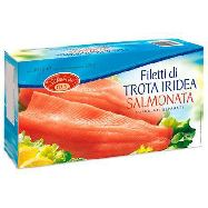 salmon club filetti di trota salmonata gr.300