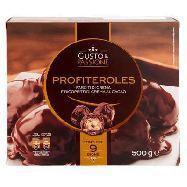 gusto & passione profiteroles cacao gr.500