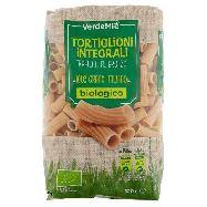 verde mio tortiglioni integrali di grano italiano bio gr.500