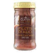 gusto & passione filetti alici cantabrico gr.100