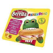 beretta panino cotto/formaggio+frullato gr.183
