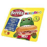 beretta panino prosciutto crudo+frullato gr.183