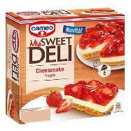 cameo cheesecake fragola gr.550