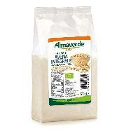 almaverde farina di avena integrale macinata a pietra bio gr.500