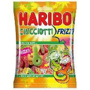 haribo ciucciotti frizzi gr.175