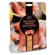 gusto & passione salmone rosso selvaggio a fette gr.70