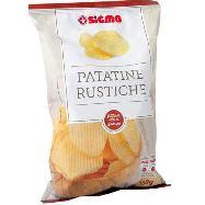 sigma patatine fritte rustiche gr.180