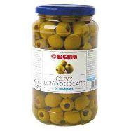 sigma olive denocciolate in salamoia gr.560