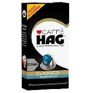 hag caffe decaffeinato 10 capsule