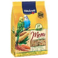 vitakraft menu pappagallini gr.500