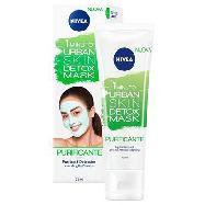 nivea maschera urban purif. ml.75