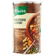 knorr minestrone di legumi gr.545