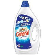 general detersivo liquido lavatrice universale 40 lavaggi