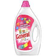 general detersivo liquido lavatrice color 40 lavaggi
