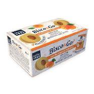 nutri free bisco&go albicocca senza glutine senza lattosio gr.160