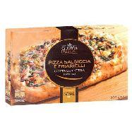 gusto & passione pizza salsiccia friarielli gr.330