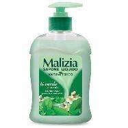 malizia sapone liquido antibatterico te verde ml.300