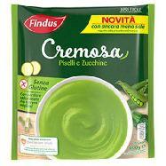 findus cremose piselli/zucchine gr.600