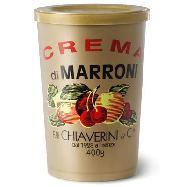 chiaverini crema di marroni in mastellino gr.400