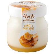 alpiyo` yogurt miele/pappa reale gr.125