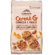 galbusera biscotti cereali g albicocca rancia e mandorle gr.300